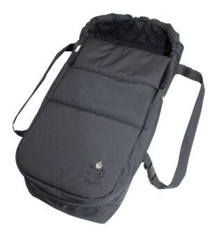 Taška pro kojence SOFT - černá