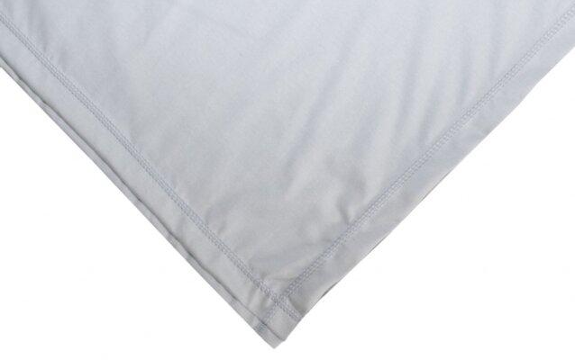 Deka letní 80x100 bavlna šedá