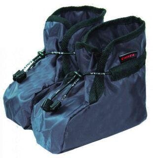 Dětské návleky na boty tmavě modré